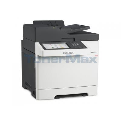 Lexmark CX510de MFP